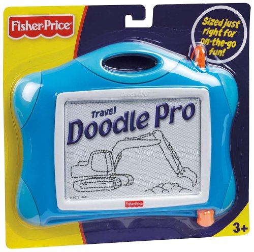 Fisher-Price Travel Doodle Pro - Boy (Doodle Fisher Price Travel)