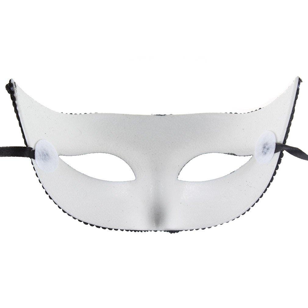 ECOSCO Couple Masquerade Mask Women Men Mardi Gras Venetian Ball Mask