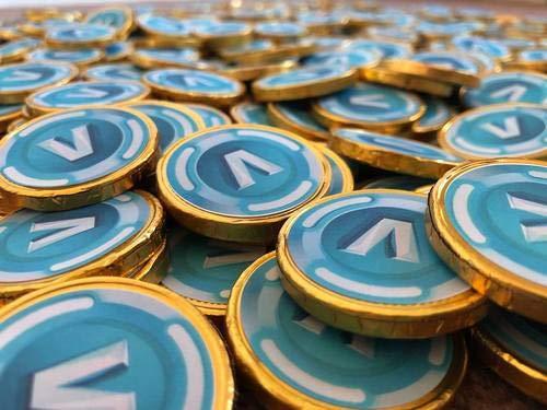60 V Bucks Chocolate Coins Amazon Com Grocery Gourmet Food -