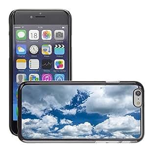 """Print Motif Coque de protection Case Cover // M00292814 Nubes del cielo azul Blanco Día Tiempo // Apple iPhone 6 6S 6G 4.7"""""""