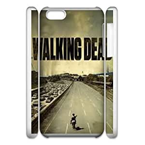 iphone5c Phone Case White The Walking Dead WE9TY671069