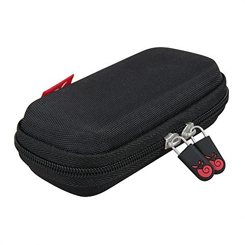 Hard EVA Travel Case for Digital Voice Recorder Yemenren 8GB 3072Kbps Sound Audio Recorder by Hermitshell
