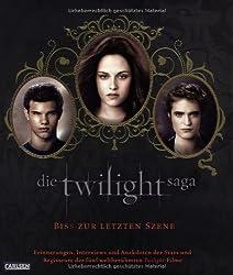 Bella und Edward: Die Twilight Saga - Biss zur letzten Szene