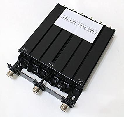 Wishring UHF 380-512MHz 50W DUPLEXER for Two Way Radio repeater N/M/BNC  connector