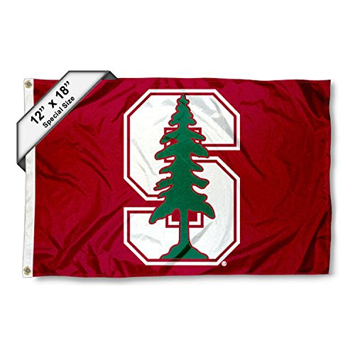 Stanford Golf Cart and Boat Flag