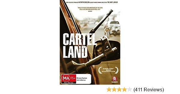 Amazon.com: Cartel Land [Academy Award Nominated Documentary ...