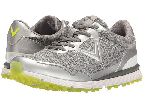 Callaway Women's Solaire Golf Shoe, Heathered, 8.5 B US by Callaway