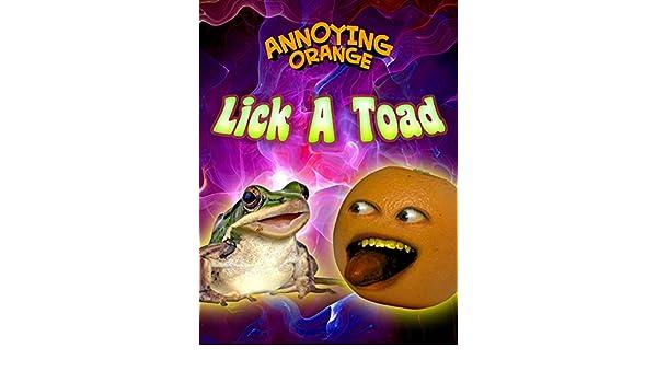 Lick a toad excellent