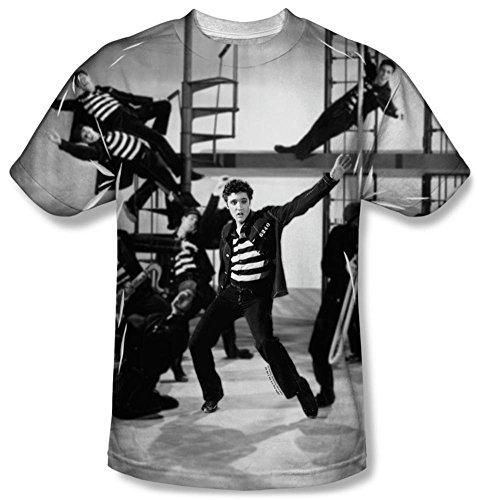Elvis Presley - Jubilant Felons T-Shirt Size S -