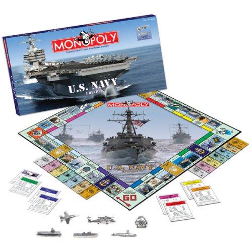 Monopoly US Navy
