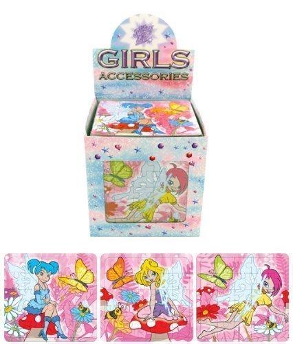 Puzzles de Hadas para Niñas x 6 Regalos Detalles Bolsas de ...