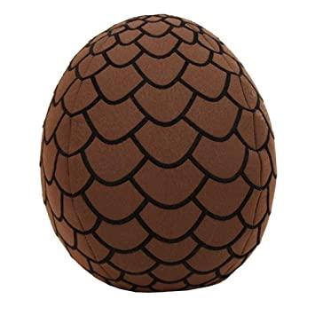 Factory Entertainment Game of Thrones Dragon Egg Brown Plush