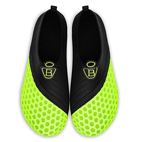 Sports Shoes Water Aqua for Men Women Beach for Dry Quick Black Socks Swim Yoga Yellow Surf Pool Barefoot Barerun Cqwt1nXXI