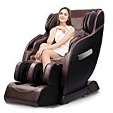 Robotic SL-Track Real Relax Massage Chair, Zero Gravity Full Body...