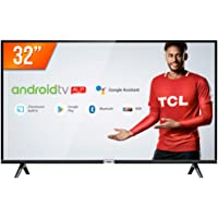 Smart TV LED, TCL32S6500, 32, Preto