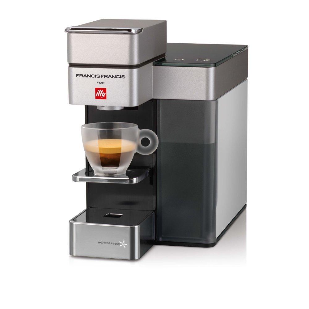 FrancisFrancis. Y5 Espresso + Coffee (S + C) ipere mediaespresso ...