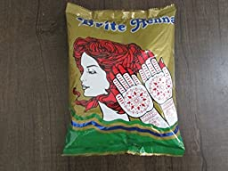 Brite Henna 500g Pack / 1.10 lbs - Pure Triple Sifted Henna - No Ammonia - No PPD - 100% Pure Henna