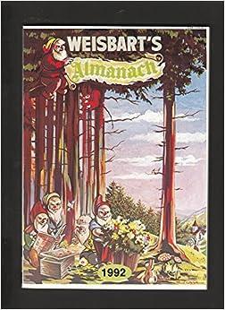 WEISBARTS ALMANACH 1992 (Edition Française)