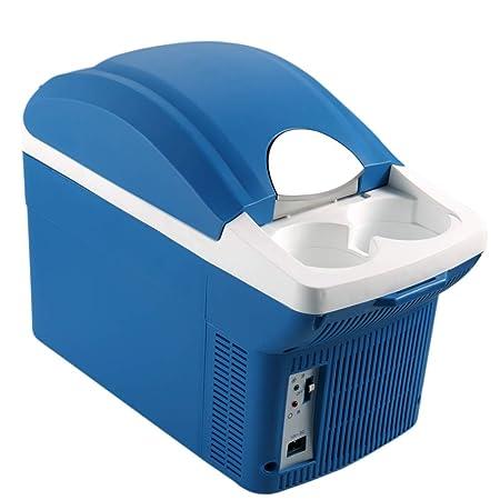 L.L.QYL Mini Nevera 8L Refrigerador de Coche Mini refrigerador ...