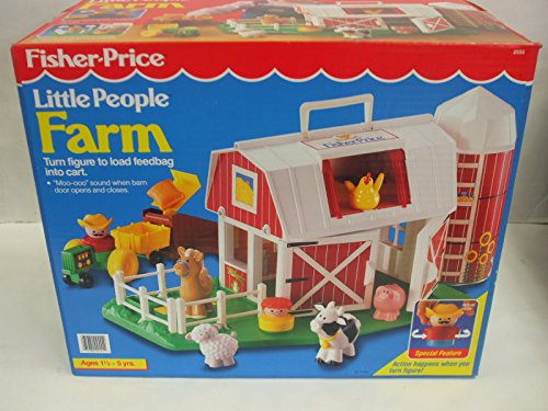 fisher price barn toy - 7