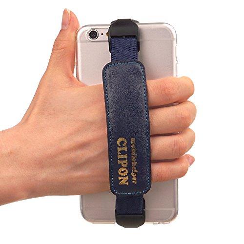 WiLLBee CLIPON 4~6 inch (Navy) Universal Smart Phone Fing...
