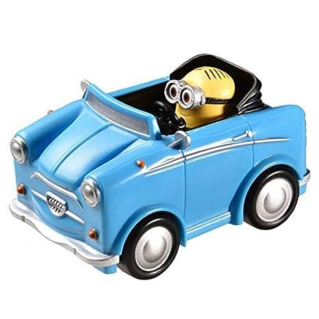 Mondo Motors Cattivissimo Me Minions Modellino Macchina Con Bob
