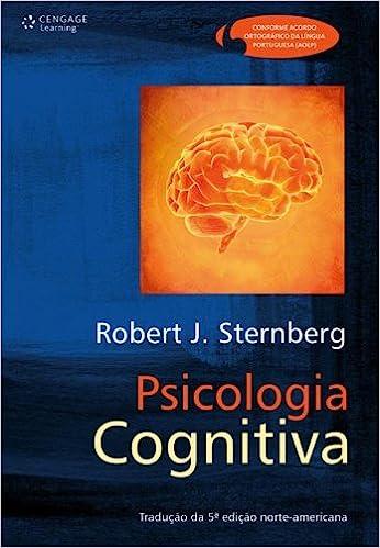 Psicologia Cognitiva Sternberg Ebook