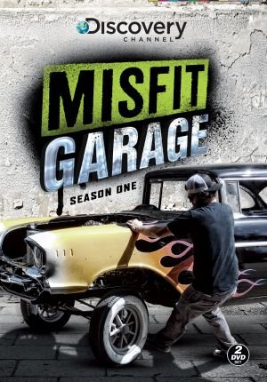 374e0e1dfc828 Misfit Garage  DVD   Amazon.co.uk  DVD   Blu-ray