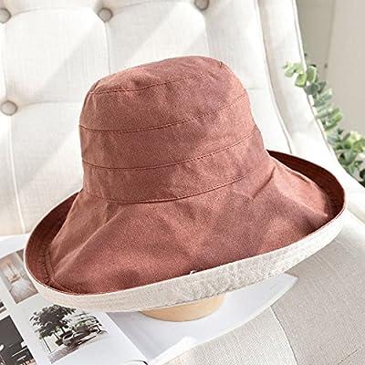 Vous pouvez plier l'été Chapeaux mode Sport et loisirs Parasol Sun Hat Cap marée (56-58cm ,M Beach), è±