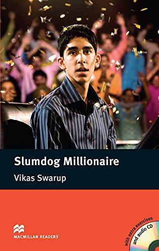 Slumdog Millionaire - Book and Audio CD Pack - Intermediate (Macmillan Readers 2010)