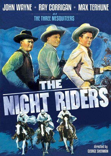 The Night Riders by Olive Films