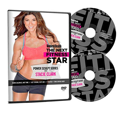 Stacie Star - Women's Health The Next Fitness Star - Power Sculpt Series with Stacie Clark