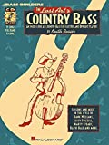 The Lost Art Of Country Bass Bgtr Book/Cd