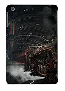 Bigbigworld High Quality Steampunk Mechanical Trains Case For Ipad Mini/mini 2 / Perfect Case For Lovers by ruishername