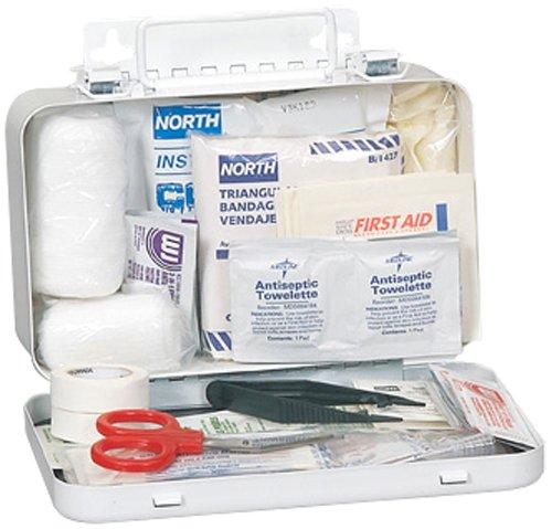 North by Honeywell 019701-0001L 10 person Kit, Bulk, Steel