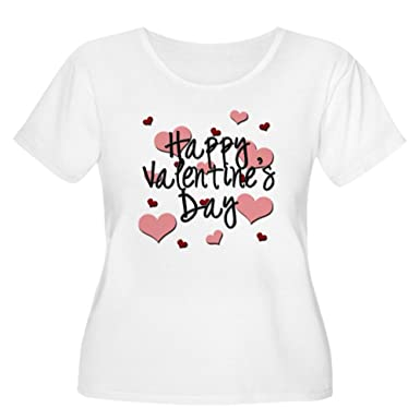 d6b5c119 Image Unavailable. Image not available for. Color: CafePress - Valentine's  Day Women's Plus Size ...