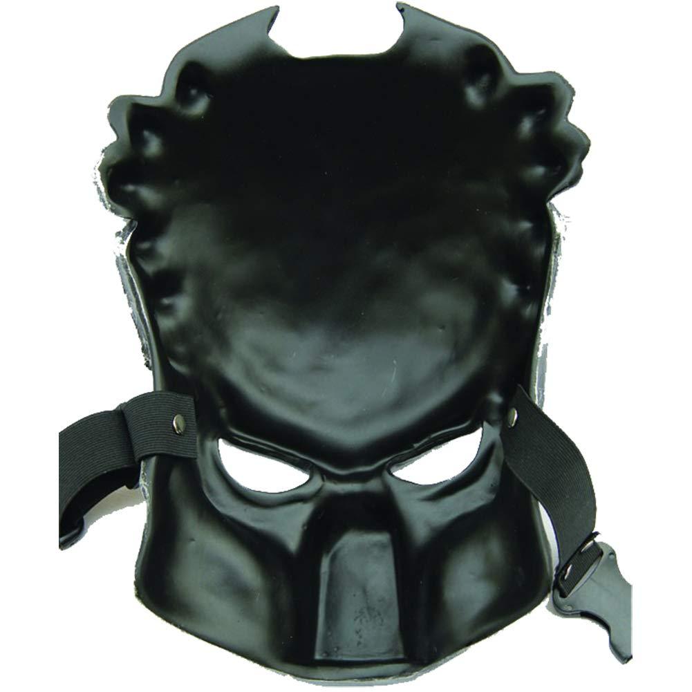 LIULINAN Máscara De Horror Halloween Mascara Depredador Lone Wolf Predator Máscara Espeluznante: Amazon.es: Hogar