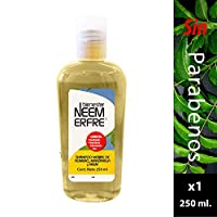 Shampoo de limpieza profunda de Romero Manzanilla Neem