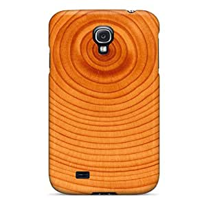 New SrhFFKO756fRCig Swirling Texture Skin Case Cover Shatterproof Case For Galaxy S4