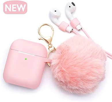 Amazon Com Bluewind Airpods Case Bluewind Drop Proof Air Pods