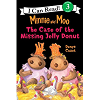 Minnie and Moo: The Case of the Missing Jelly Donut (I Can Read Level 3)