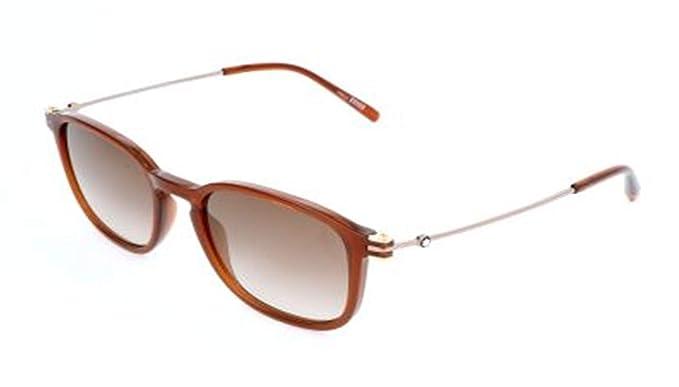 Mont Blanc Sunglasses Mb698S 45F-52-19-150, Gafas de Sol ...