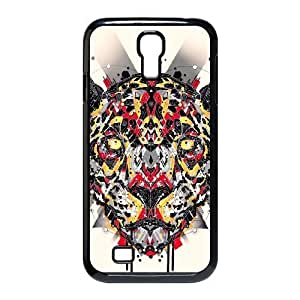 Animal Art Artificial Custom Cover Case with Hard Shell Protection for SamSung Galaxy S4 I9500 Case lxa#836439