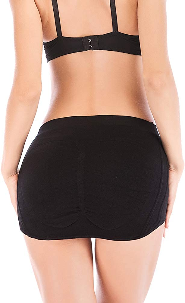 Womens Butt Lifter Waist Trainer Tummy Control Shapewear Panties Boy Shorts