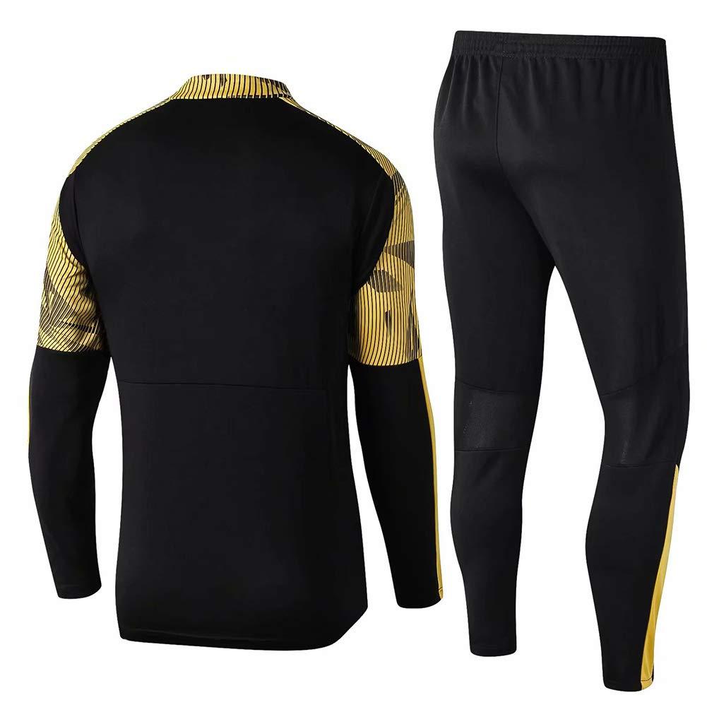 Borussia Dortmund Club - Camiseta de fútbol de manga larga, ropa ...