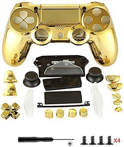 Canamite® - Funda cromada para mando de PS4 Playstation 4 ...