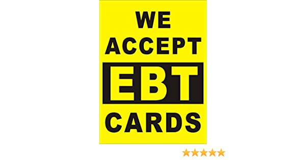 Amazon 3ftx4ft we accept ebt cards banner sign ebt accepted amazon 3ftx4ft we accept ebt cards banner sign ebt accepted banner sign business and store signs office products colourmoves