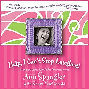 Help, I Can't Stop Laughing! Audiobook