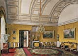 Perfect Effect Canvas ,the High Quality Art Decorative Canvas Prints Of Oil Painting 'Hau Edward Petrovich,The First Reserved Apartment,The Yellow Salon Of Grand Princess Maria Nikolayevna,1866', 10x14 Inch / 25x35 Cm Is Best For Laundry Room Gallery Art And Home Decor And Gifts