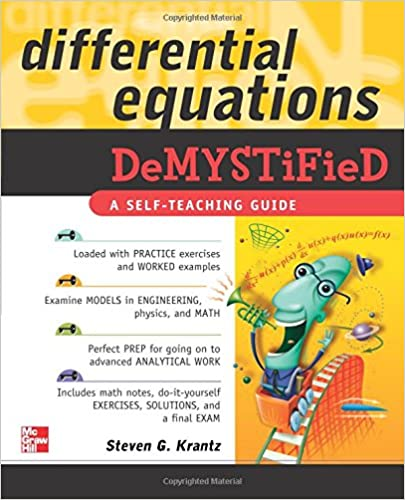 differential-equations-demystified